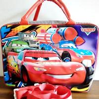 TERMURAH Tas Travel Bag Koper Anak Ukuran Besar Karakter Cars