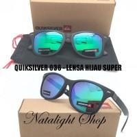 Sunglases Kaca Mata Pria Sport Quiksilver 36 Premium Polarize