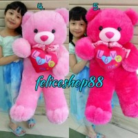 boneka beruang teddy bear besar big size