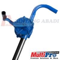 MultiPro Pompa Manual Tangan Untuk Oli Minyak / Rotary Hand Oil Pump