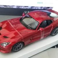 Diecast Maisto 1:24 - 2013 Dodge SRT Viper GTS