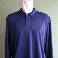 Kaos BIG SIZE Lengan Panjang Golf Filla / Kaos cowok / Kaos