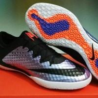 Sepatu Futsal - Nike Elastico Finale III Liquid Chrome