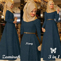 baju muslim wanita Zamirah