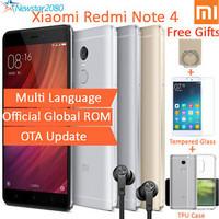 Xiaomi Redmi Note 4 Pro Smartphone - Gold [64 GB/ 4 GB]   Fitur Produk