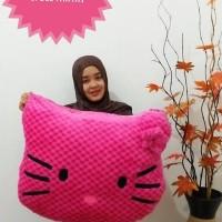 Bantal Kepala Hello Kitty Jumbo