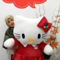 Boneka Hello Kitty Giant / Boneka Hello Kitty super jumbo