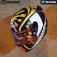 Shark Race R-Pro Carbon Johann Zarco World Champion Moto2 2016 LE