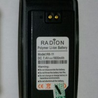 BATERAI HT RADION RT22WP, RT11WP