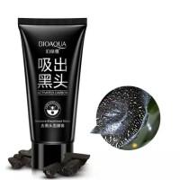 BIOAQUA Activated Carbon Remove Blackhead Peel ORIGINAL Masker Komedo