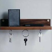 gantungan kunci rak dinding floating rak