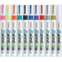 Spidol Ban TOYO Kuning / Paint Marker Toyo Yellwo High Quality