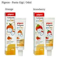 Pigeon pasta gigi odol bayi anak baby toothpaste tooth paste