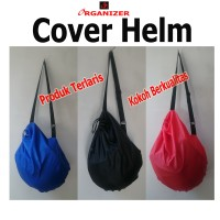 Tas Helm waterproof sarung helm cover helm anti air