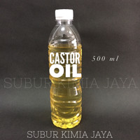 Minyak Jarak / Castor Oil / 500 ML