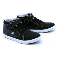 Sepatu Sekolah Anak Laki Sepatu Hitam Cibaduyut Garsel 236