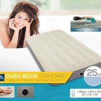 KASUR ANGIN HIGH QUALITY - INTEX DURA BEAM TWIN 64707
