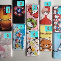 Soft Case silikon TPU karakter HK doraemon Xiaomi Redmi 4/4S/4 Prime