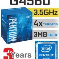 Intel Pentium G4560 Kabylake LGA 1151 BOX