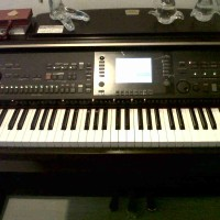 Piano Clavinova CVP503