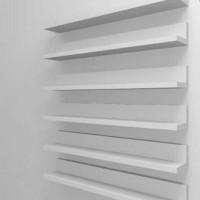 Murah isi 3 ambalan floating shelf
