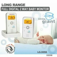 Little Giant 2way baby monitor