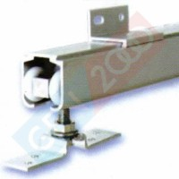 Rel Sliding Pintu Geser Aluminium Kayu 200 Cm D4 Sliding Rail Dekkson