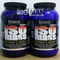 Ultimate Nutrition UN Iso Mass Xtreme Gainer 3.5 Lbs UN IsoMass 3.5Lbs