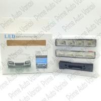 DRL Bemper Universal New Model / LED DRL 4 LUX Model Yaris!!!