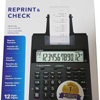 Casio HR 100 RC Kalkulator Print Struk / Casio HR 100 RC