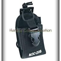 MSC-20B Sarung HT Baofeng Weierwei Kenwood dll Walky Talky Handy Talky