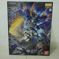 MG astray blue frame D Bandai / gundam model kit