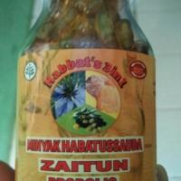 habbat's 3 in 1(minyak habbatusaudah,zaitun,propolis)200kap