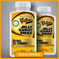 Walatra G-SEA Jelly Gamat Emas Rasa Jeruk