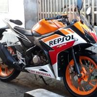 Motor Honda CBR 150 R repsol Tahun 2016