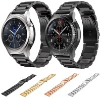 Metal Strap Band for Amazfit Stratos / Asus Zenwatch 2, 22mm