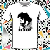 Kaos keren John Bonham Led Zeppelin Drummer