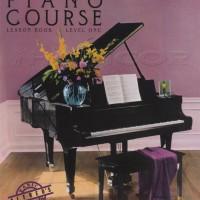 Buku Piano Dewasa - Alfred adult Piano Lesson 1