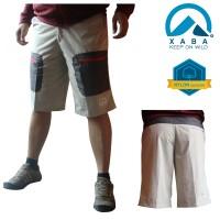 Celana Pendek Ultralight dan Quickdry - XABA Short Pants