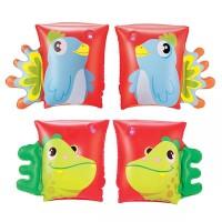 Bestway Armband Dino & Parrot / Ban Lengan Pelampung Renang Anak 32115