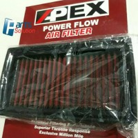 Filter Udara Racing APEX New Agya New Ayla 1.2 Dual VVTi T8585