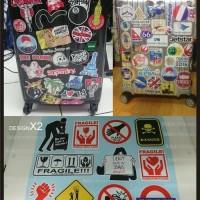 Sticker Koper Rimowa Untuk Travelling Design 44