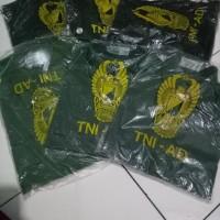 Setelan Pakaian PDH TNI AD 1 Stel Lengkap Asli