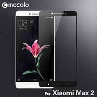MOCOLO Tempered Glass Xiaomi Mimax 2 Mi Max 2 Full Curved Premium