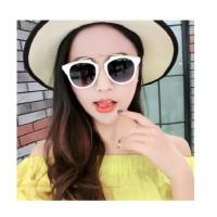 statement sunglasses  round  kacamata hitam korea