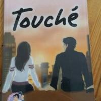 novel teenlit touche disampul