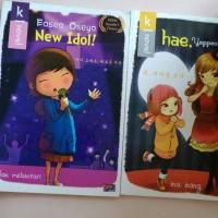 buku cerita anak k novel mulus
