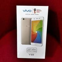 Vivo Y69 Ram 3GB- Rom 32GB-(4G LTE) NEW GOLD - 4G