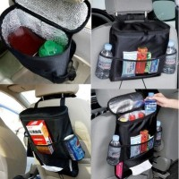 Car Seat Organizer Multifungsi untuk Minuman Panas Dingin