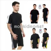 Baju Renang Pria XXL Dewasa Atas Bawah Celana Pendek DV-DW-AB-030